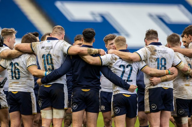 Scotland's professional players are standing together to back this weekend's social media boycott. Picture: Ross Parker/SNS