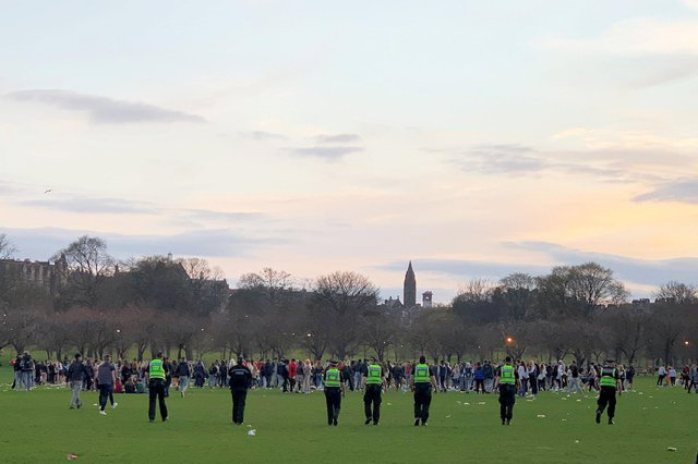 Huge crowds gathered at the Meadows this week