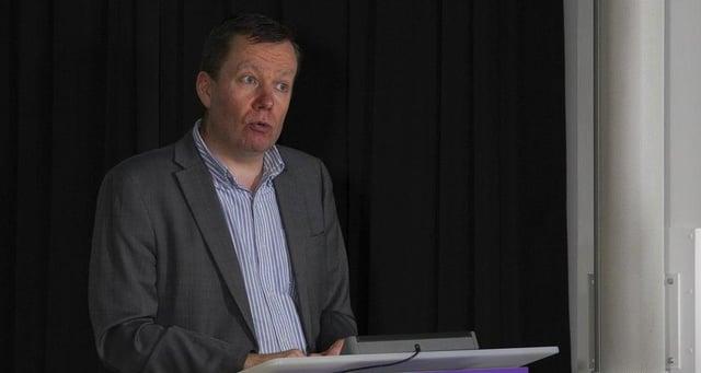Professor Jason Leitch picture: supplied