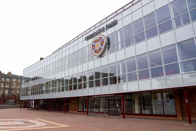 Several new players will be arriving at Tynecastle this summer.