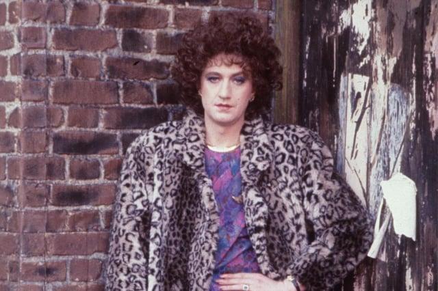 Paul O'Grady as Roxanne