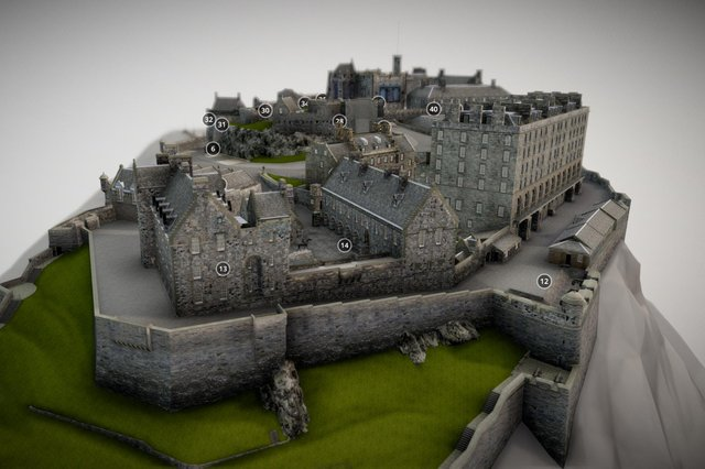 Historic Environment Scotland (HES) is offering a great way for everyone to appreciate the scale and magnificence of Edinburgh Castle – by creating a 3D model of the world famous and iconic fortress.