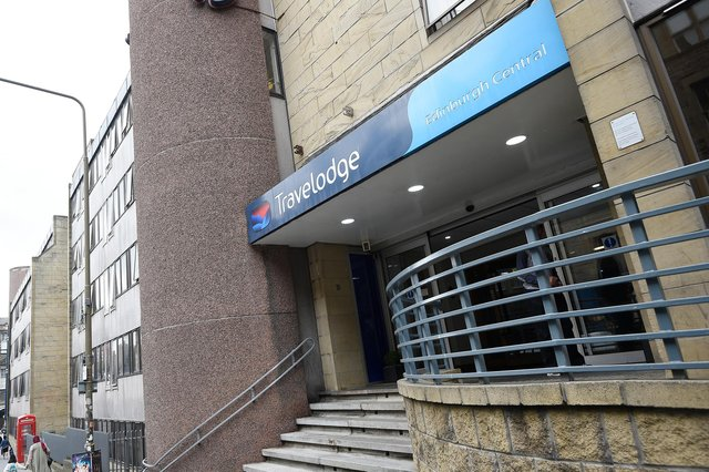 Travelodge hotels in Edinburgh have revealed some of the most bizarre items left behind by guests in 2020