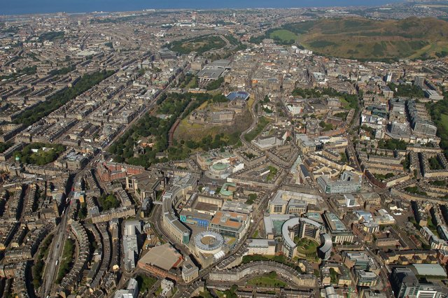 Demand for office space in Edinburgh has remained robust throughout the pandemic, property experts noted.