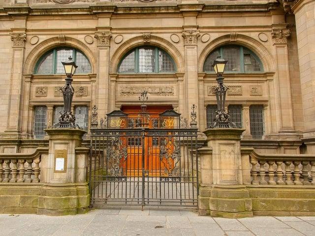 Central Library, Edinburgh