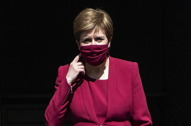 Coronavirus in Scotland: Restrictions update announcement from Nicola Sturgeon, when will she speak, how can you watch?