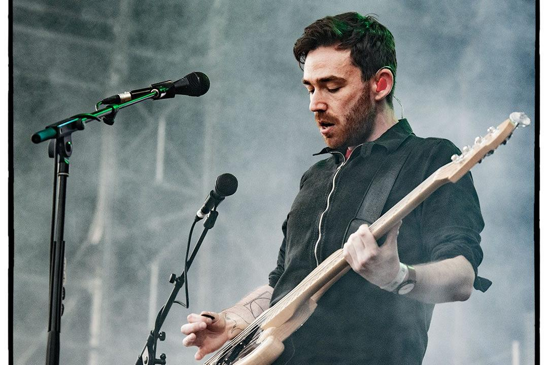 Frightened Rabbit guitarist joins forces with Scottish primary school pupils for eco venture