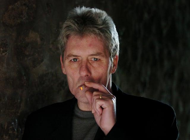 Hugh Collins. Pic: Ian Rutherford