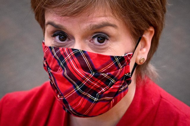 Nicola Sturgeon has done nothing wrong to the public and the country, or her own party, says Helen Martin