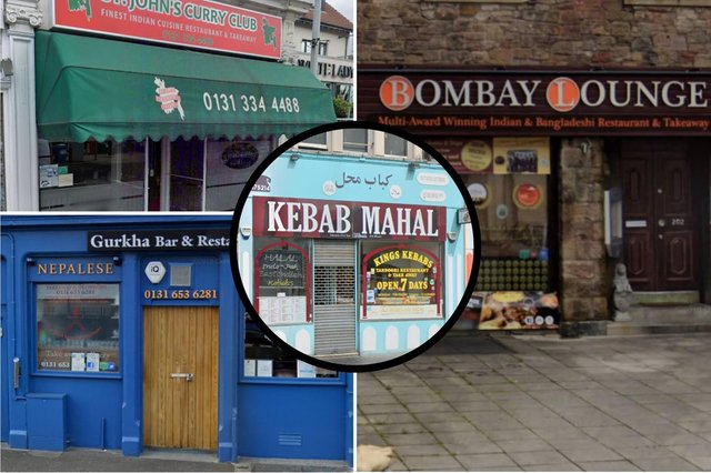 18 reader recommendations for the best curries in Edinburgh