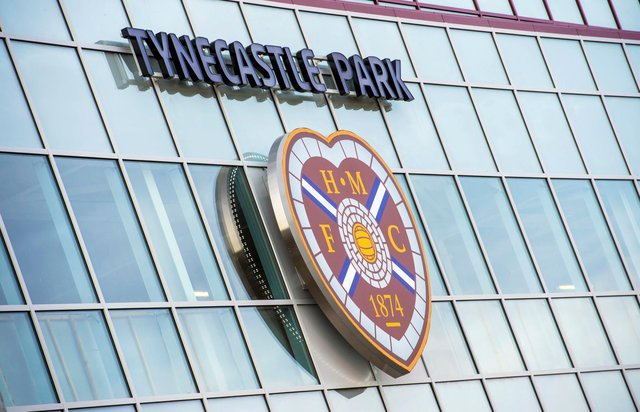 Hearts' first two league games have been rescheduled.