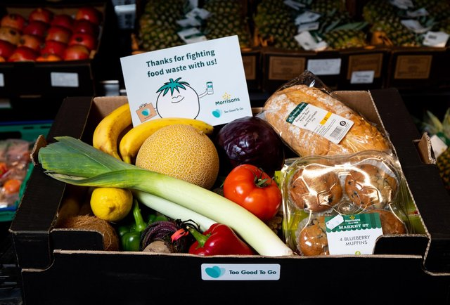 Too Good To Go lets people buy surplus food and drink from pubs, restaurants, retailers and producers to stop it from going to waste.