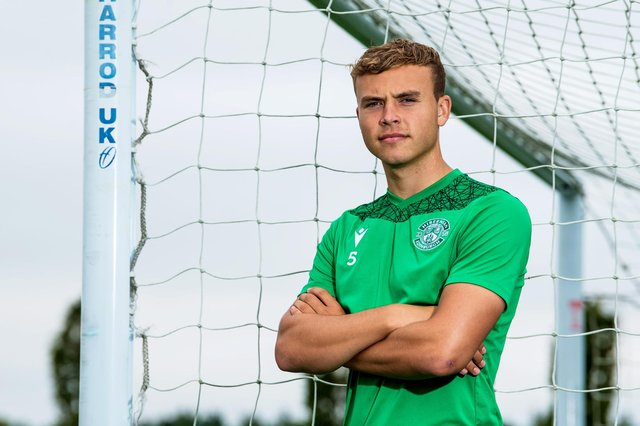 Hibs defender Ryan Porteous has stepped up his game to become a first pick for Jack Ross