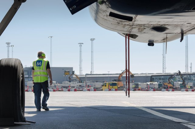 Scottish-headquartered aviation services business Menzies operates at 200 airports in 35 countries.