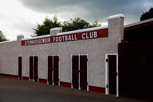 Brydon will join up at Ochilview Park (Photographer: Scott Louden)