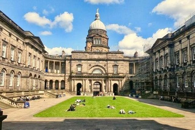 Edinburgh University cleared Dr Thin of any wrongdoing.