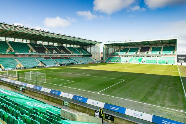 Hibs have frozen season ticket prices for next season - but there are no guarantees fans will be able to attend Easter Road. (Photo by Mark Scates / SNS Group)