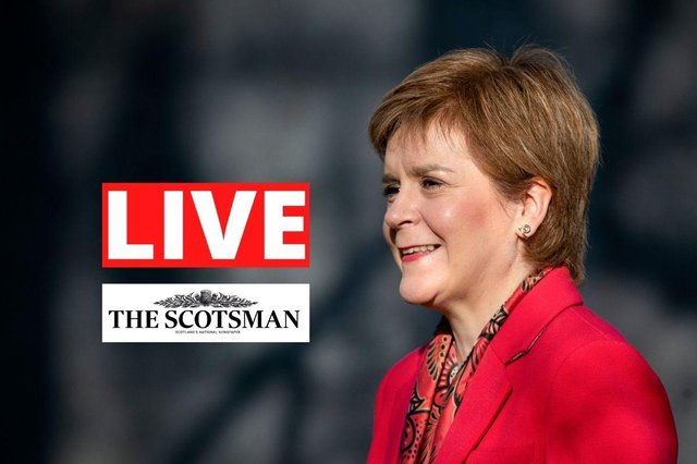 Nicola Sturgeon will face questions from MSPs today at FMQs.