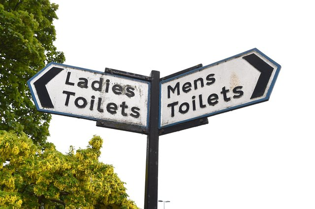 The public usually contact councillors to complain about issues like public toilet closures, rather than to offer praise (Picture: Lisa Ferguson)