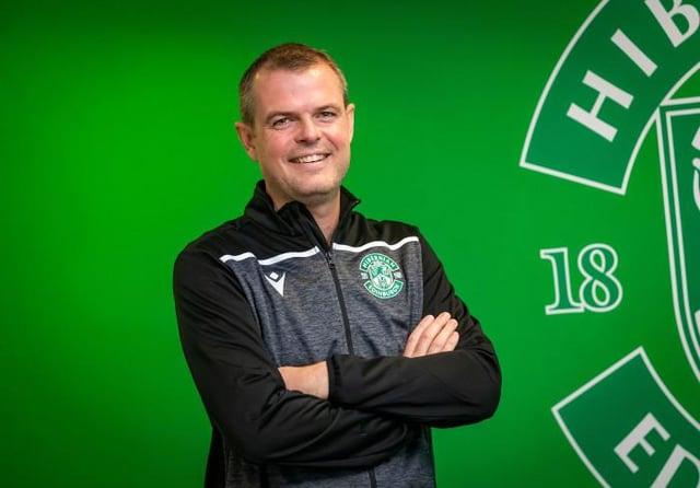 Hibs Sporting Director Graeme Mathie (Photo by Roddy Scott / SNS Group)