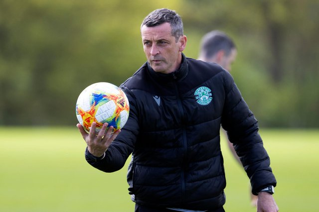 Jack Ross may have some tough decisions to make in picking his cup final XI