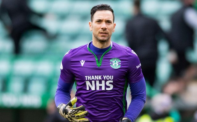 Ofir Marciano has again hinted that he could leave Hibs in the summer