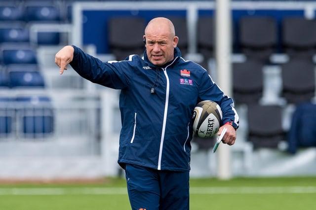 Richard Cockerill has left Edinburgh Rugby. Picture: Ross Parker / SNS