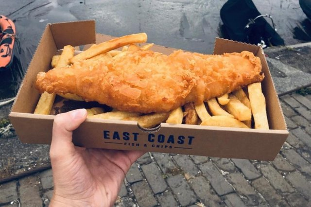 East Coast on North High Street will be serving up their special Mother's Day takeaway menu, including their famous award-winning fish and chips, homemade cheesecake and prosecco.