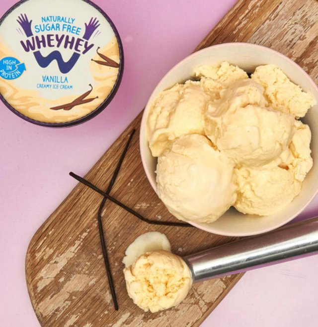 Wheyhey, the sugar-free ice cream brand, believes it is time to turn the term 'vanilla' on its head.