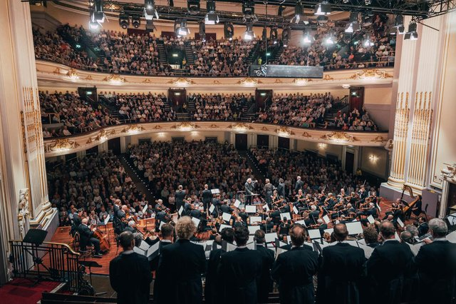 The Usher Hall is one of Edinburgh's most popular festival venues. Picture: Ryan Buchanan