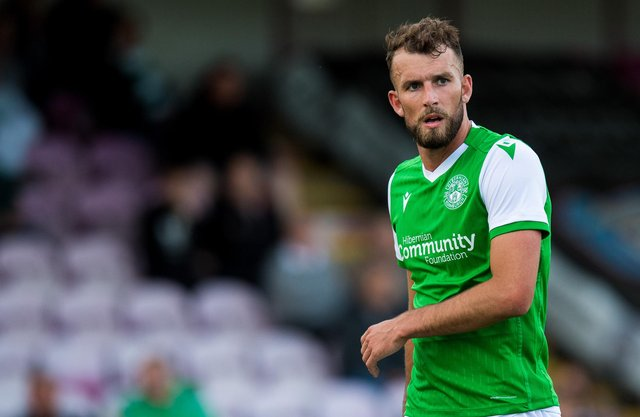 Christian Doidge has recovered from a knock and is expected to feature against Kilmarnock