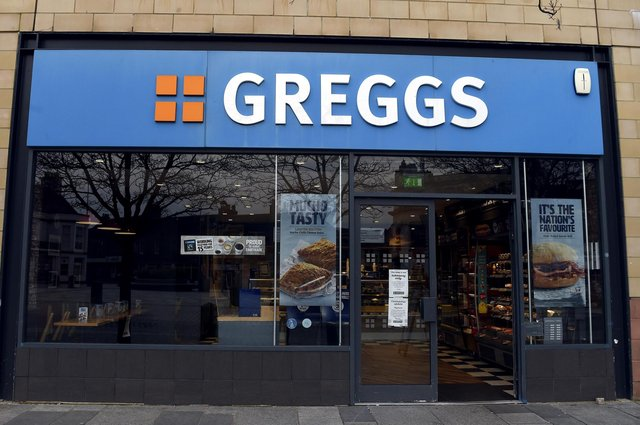 The extension follows the three-year contract Greggs signed with the water retailer in 2018 to cover its nine UK manufacturing and distribution sites and over 1,300 shops. Picture: Lisa Ferguson