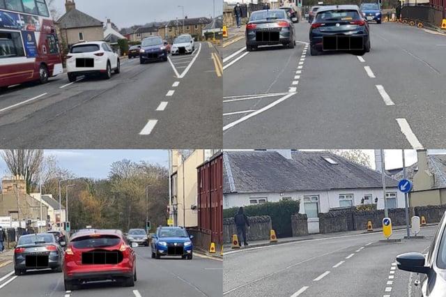 Longstone Road has been branded 'dangerous' by local residents.