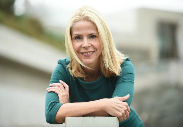 Honoured: Prof Linda Bauld of Edinburgh University