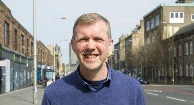 Convener of the Finance and Resources Committee Councillor Rob Munn