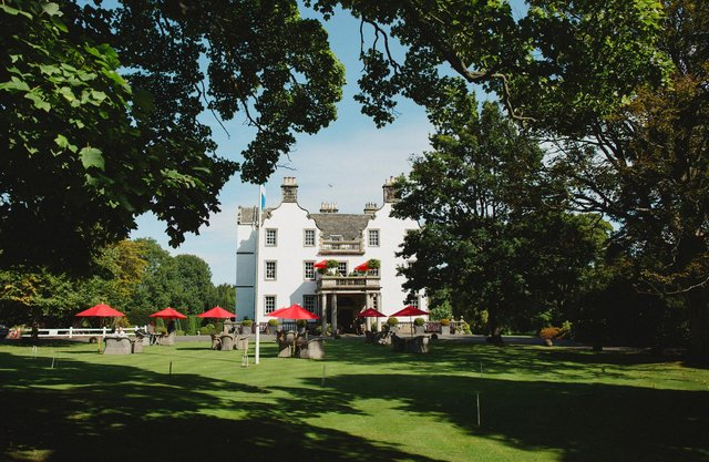Prestonfield will reopen to diners in line with government restrictions being lifted on Monday