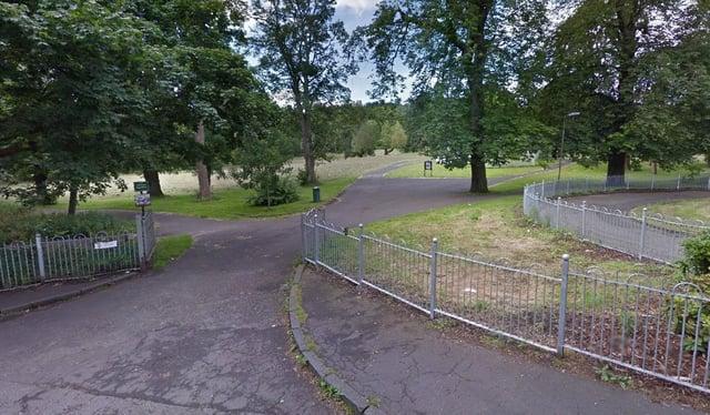 Davidson's Mains Park, Edinburgh (Photo: Google Maps).