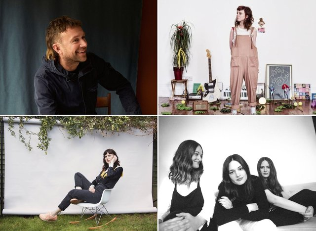 Some of the music highlights of this year's Edinburgh festivals.