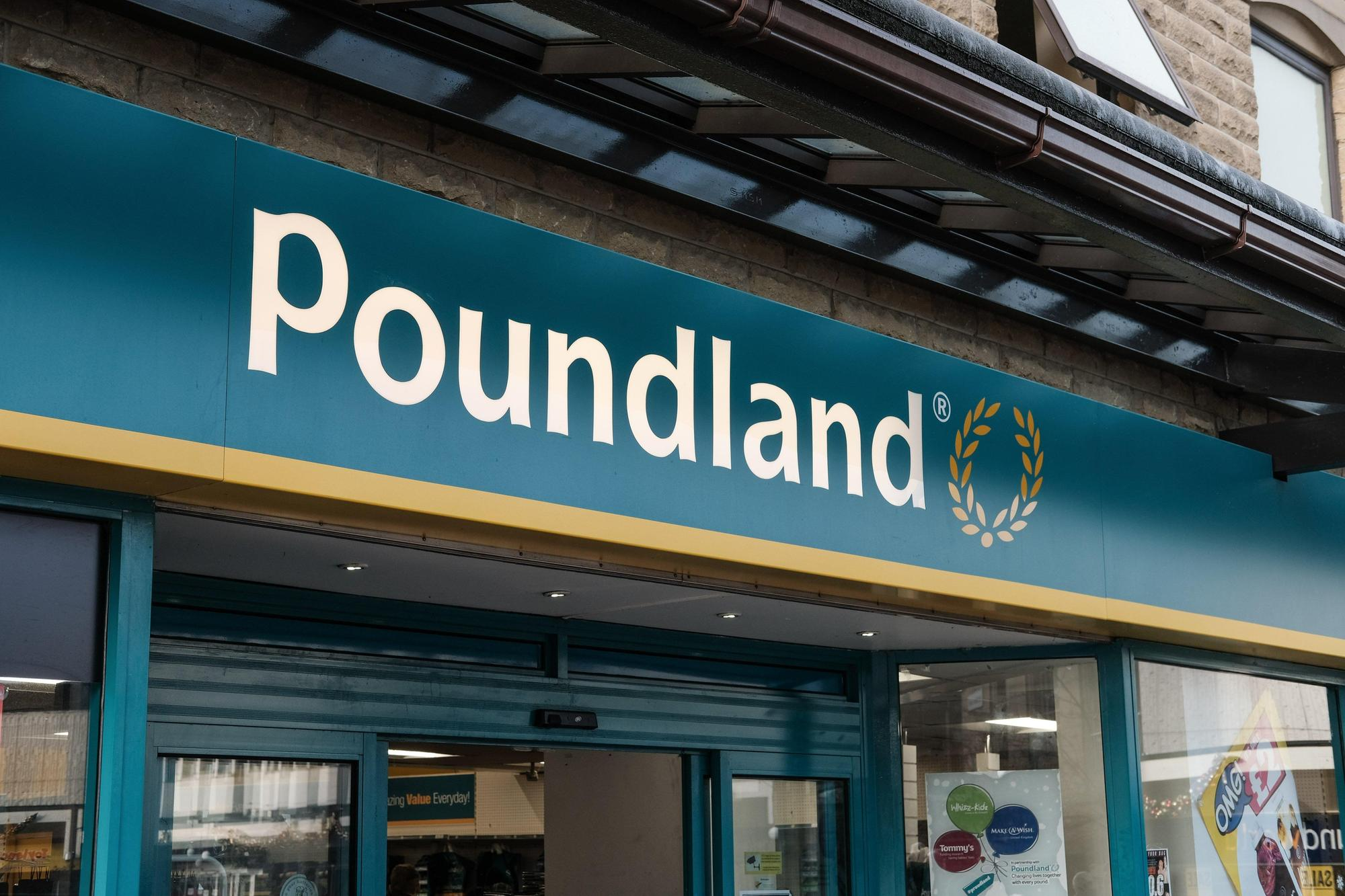 Poundland asks 'chunterers to pipe down' as stores remain open during lockdown