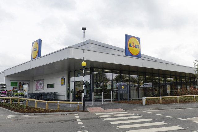 Discount supermarket chain Lidl already has about 100 stores across Scotland.