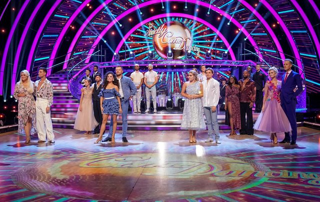 Who left Strictly last night? Here's which celebrity was voted off Strictly Come Dancing 2021 this week (Image credit: BBC/PA)
