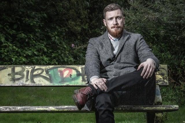 Aidan Martin, author of Euphoric Recall