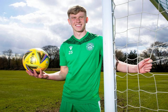 Breakout star Josh Doig has been nominated for Young Player of the Year
