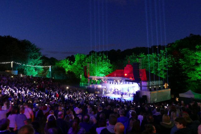 All of Regular Music's planned open-air concerts at Kelvingrove Bandstand this summer have been postponed until 2022.