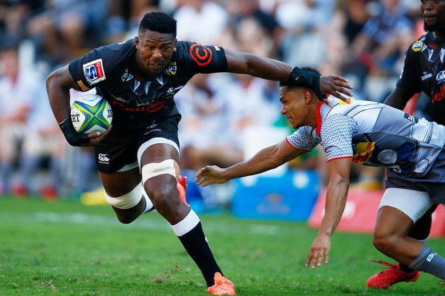 The Stormers are due to face the Sharks in the opening Rainbow Cup fixture. Picture: Steve Haag/Gallo Images/Getty Images