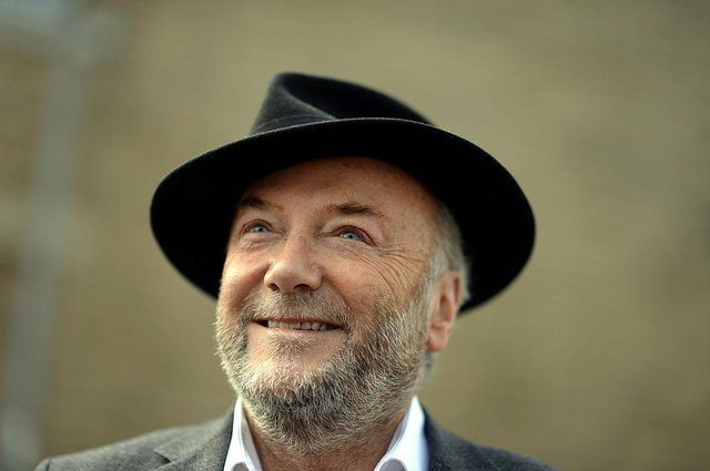 George Galloway was criticised for saying he was more Scottish than Humza Yousaf (Getty Images)