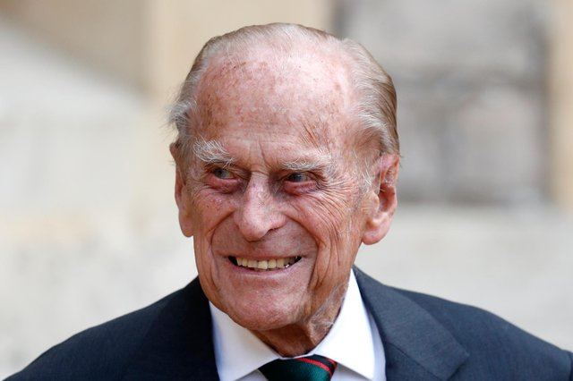 There's only so much Nicholas Witchell the nation can take amid rolling news coverage of Prince Philip's death, says Susan Morrison (Picture: Adrian Dennis/WPA pool/Getty Images)