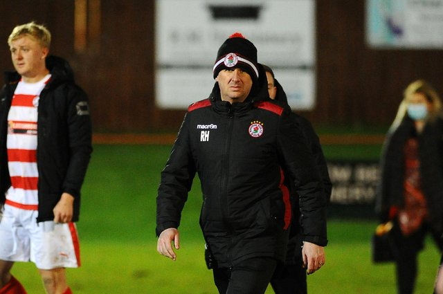 Bonnyrigg Rose boss Robbie Horn will welcome Celtic B to new Dundas Park for his team's Lowland League opener
