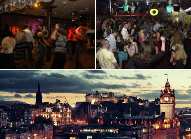 What is your favourite nightclub in Edinburgh?