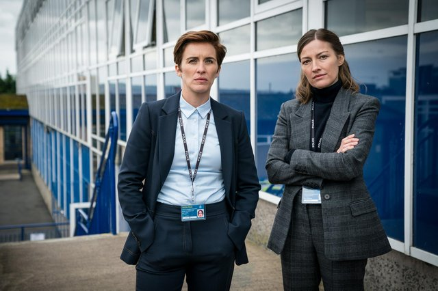 After six griping episodes, season six of BBC's hit crime show Line of Duty will conclude on Sunday night (2 May) (C) World Productions - Photographer: Steffan Hill